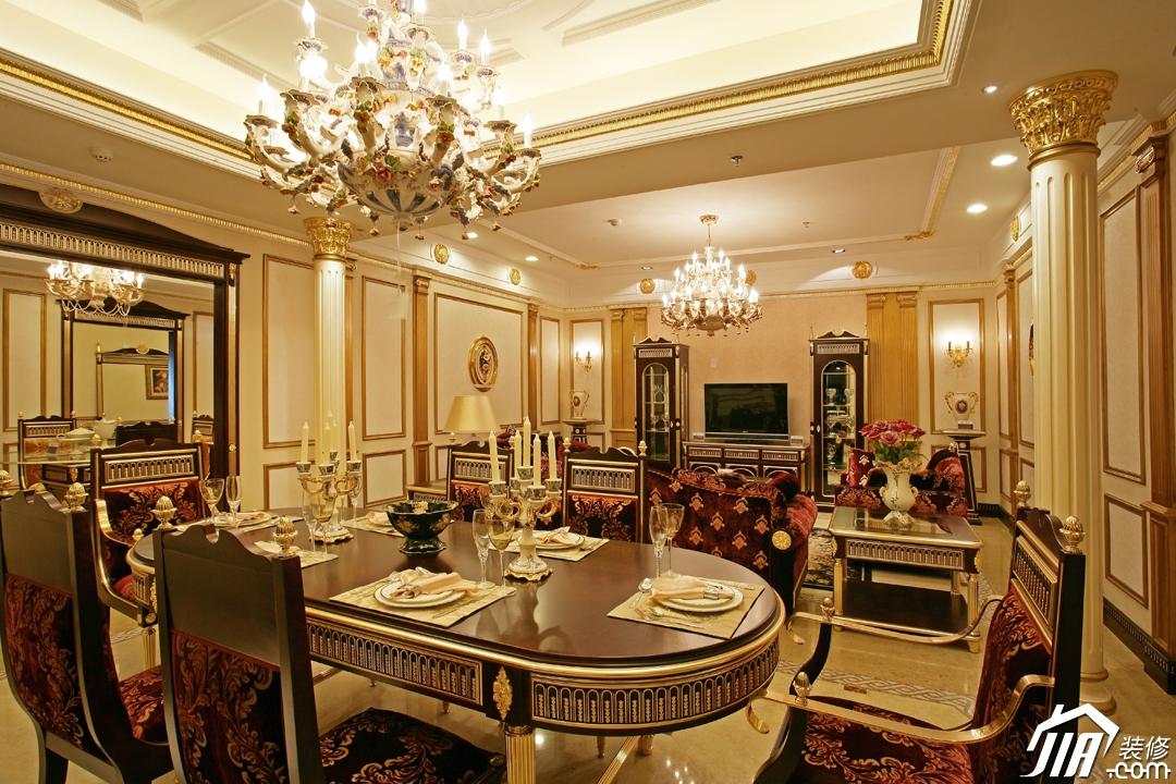 餐桌客厅装修效果图 55高清图片